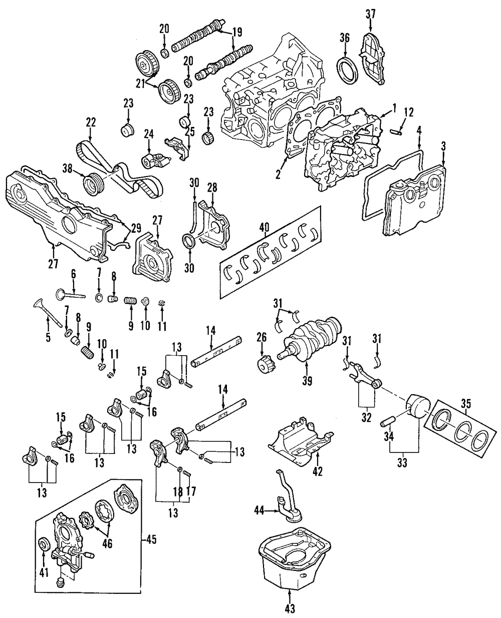 hight resolution of part can be found as 13 in the diagram above genuine subaru parts