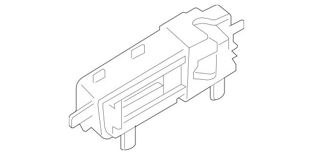2007-2012 Nissan Sentra Handle, Inside 80671-ET006