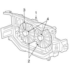 Calibre Thermo Fan Wiring Diagram Gooseneck Plug Cooling For 2009 Dodge Caliber Lithia Chrysler Jeep Ram 0