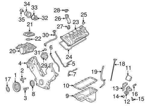 OEM 2006 Lincoln Navigator Powertrain Control Parts