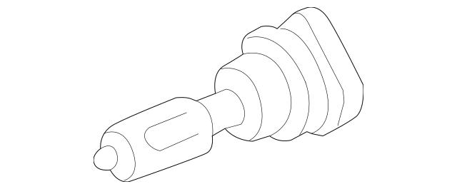 2001-2006 Acura MDX 5-DOOR Bulb, Headlight (HB4) (12V 51W