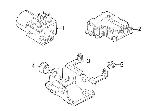 19244881 Control Module for 2002 Chevrolet Silverado 1500