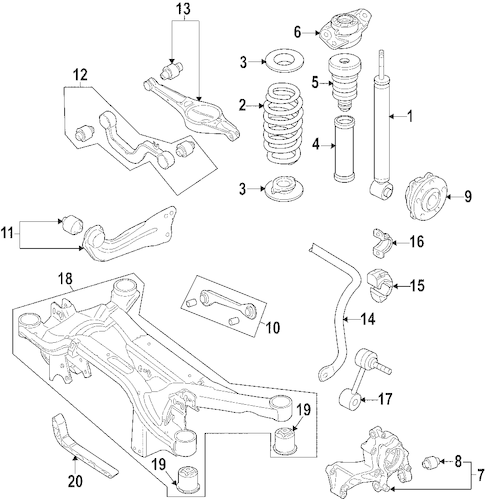Audi Sq5 Engine Audi Q5 Engine Wiring Diagram ~ Odicis