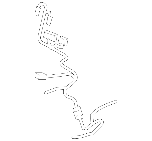 Car Accessories Wire Harness