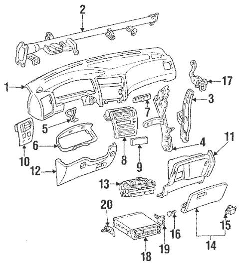 1995 Toyota Corolla Parts ~ Best Toyota