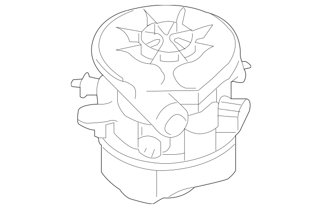 2006 Subaru A.I.R Pump Assembly- Secondary Air 14828AA030