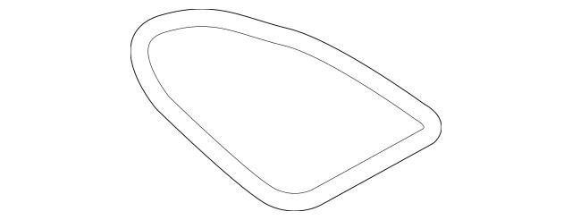 2003-2010 Porsche Cayenne Upper Cover 955-552-189-01-5Y9