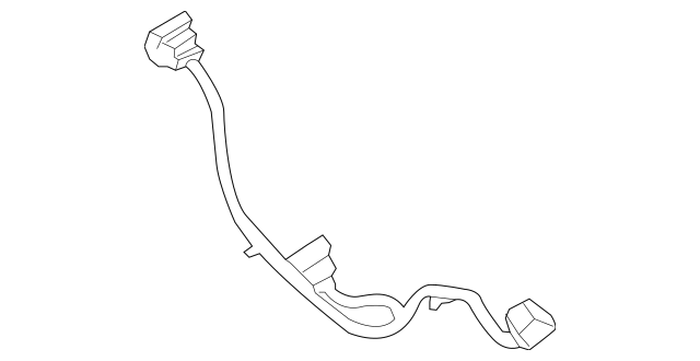 Genuine OEM 2015-2017 Ford Mustang Wire Harness FR3Z-8C290
