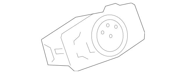 Genuine OEM 2011-2015 Ford Headlamp Switch CT4Z-11654-BA