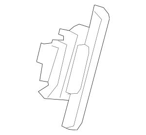 Honda Switch Assembly, R Paddle Shift *NH1071L* (Splendor