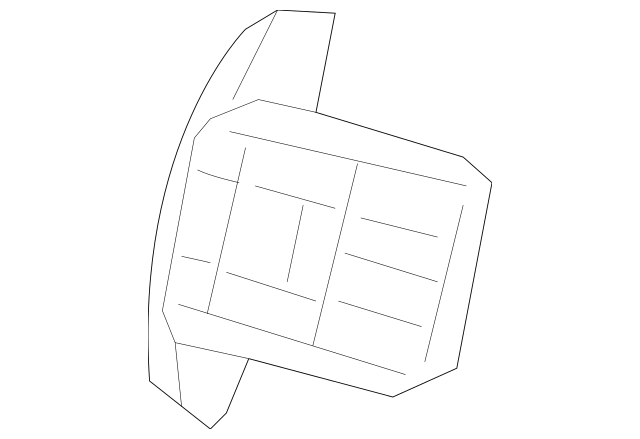 Honda Switch Assembly, L Paddle Shift *NH1071L* (Splendor