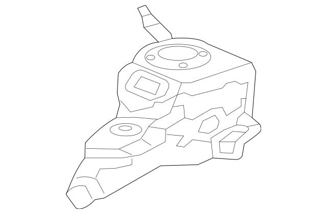 Honda Housing Set, L Front Shock Absorber (60750-TBA-305ZZ