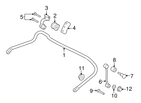 2003 Ford Ranger Exhaust System Diagram