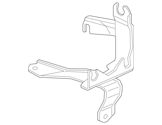 Discount Genuine OEM 2015-2017 Honda FIT 5-DOOR Bracket