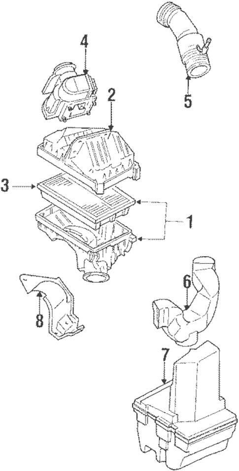 Bestseller: 1988 Toyota Corolla Engine Diagram