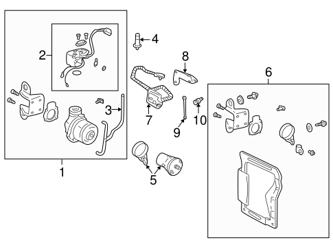2001 Pontiac Aztek Wiring Diagram