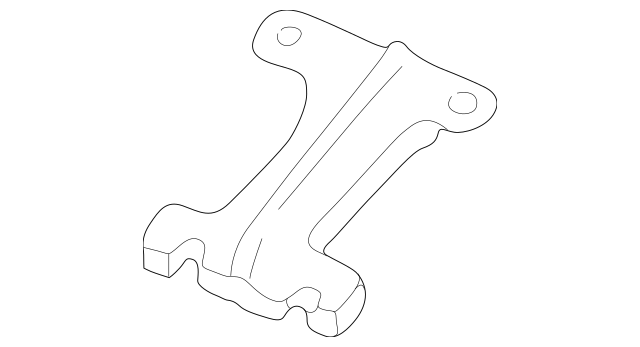 Mazda Steering Column Mount Plate (TA02-32-216) For Sale