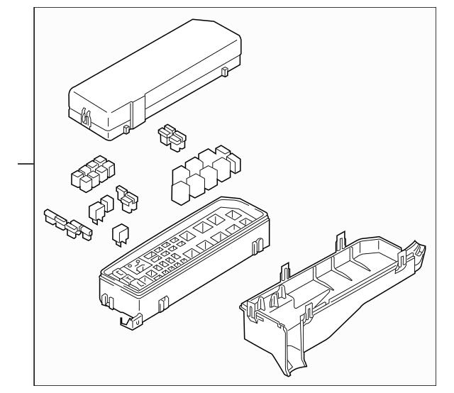 mazda 6 fuse box replacement