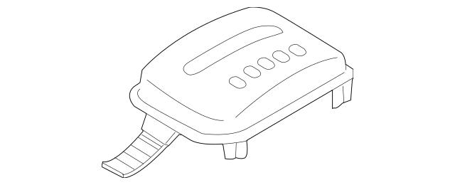 Buy this Genuine 2007-2009 Kia Sorento Shift Indicator