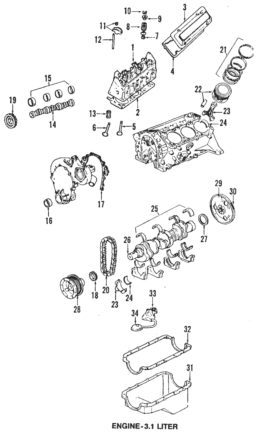 Monte Carlo 3 1 Engine Diagram