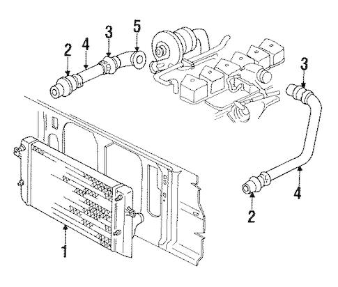 Chrysler 3 0 Engine Cooling System Chrysler 2.4 Liter