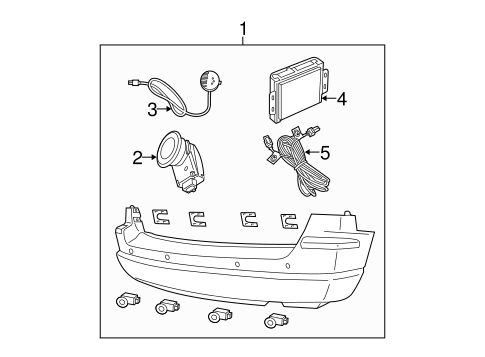 Electrical Components for 2007 Dodge Caliber Parts