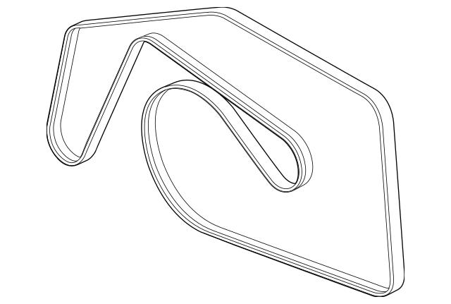 2010 Subaru Forester Serpentine Belt Replacement