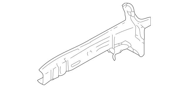 Buy this Genuine 2003-2006 Mitsubishi Lancer Inner Panel