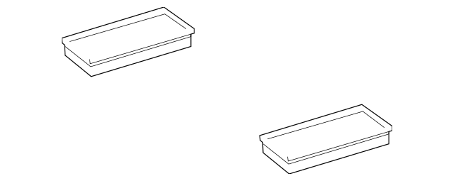 Genuine OEM Filter Element Part# 278-094-00-04 Fits 2011