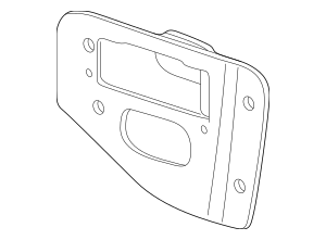 2014-2016 Honda ODYSSEY 5-DOOR Gasket, Base 34152-TK8-A11