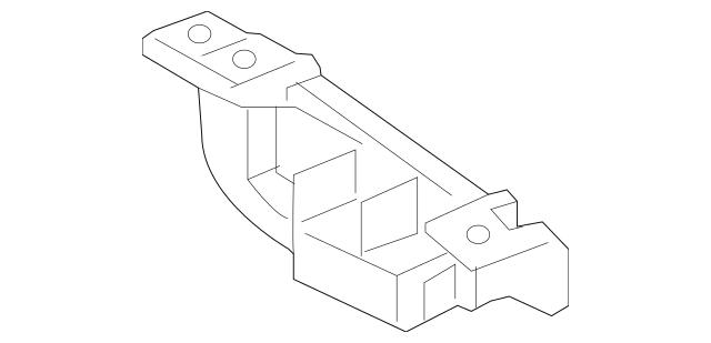 2014-2020 Acura MDX 5-DOOR Sensor Assembly, Front Crash