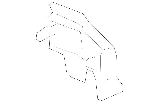 Genuine 2007-2011 Honda CR-V 5-DOOR Bracket Assembly
