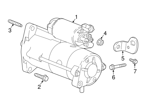 2017 Chevy Cruze Engine Diagram