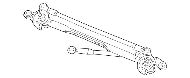 2013-2016 Mazda CX-5 Link Assembly KD53-67-360A