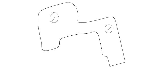 1998-2002 Toyota Land Cruiser Circuit Board 83864-6A840