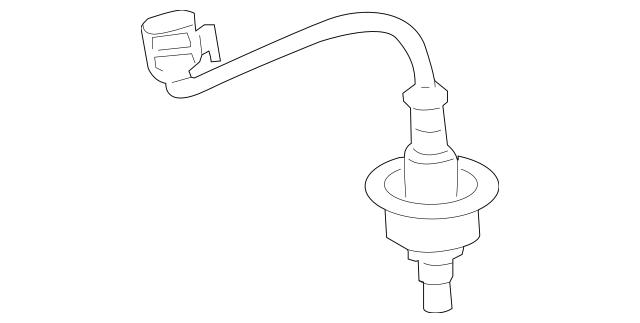 2008-2012 Honda Sensor, Air Fuel Ratio 36531-R40-A01