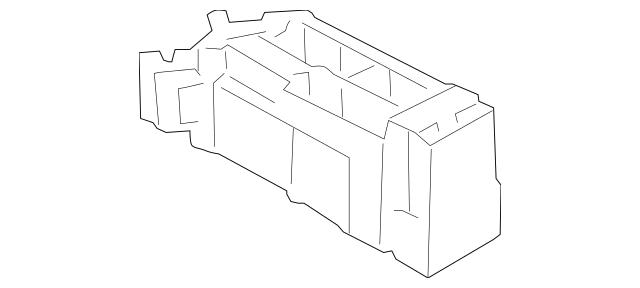 Genuine Nissan Fuse & Relay Box 24381-7990A 7426820408100