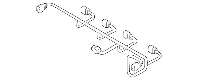 2016 Audi A3 Sportback e-tron Wire Harness 8V0-971-104-C