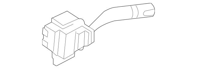 2009-2011 Mazda RX-8 Wiper Switch FF21-66-128
