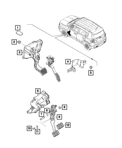 2016 Jeep Renegade Fuse Diagram / Fuse Box Jeep Wrangler
