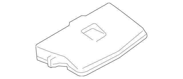 2008-2015 Scion xB Fuse & Relay Box Upper Cover 82662