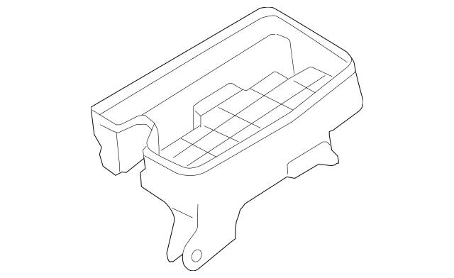 2008-2015 Scion xB Fuse & Relay Box 82741-12070