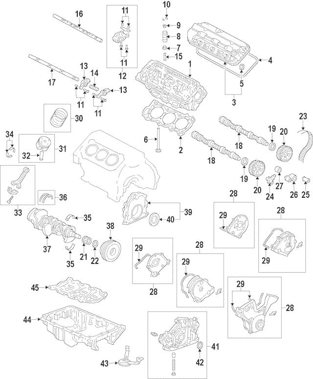 2012-2015 Honda PILOT 5-DOOR Pump Assembly, Oil (Yamada
