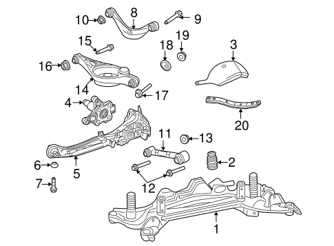 65 Mustang For Front Suspension, 65, Free Engine Image For