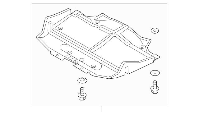 Buy Genuine OEM Ford Part Number: BL3Z-5D032-F 2011-2014