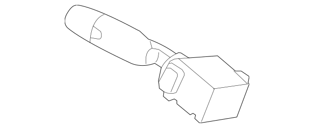 Genuine 2008-2015 Honda Switch Assembly, Lighting & Turn