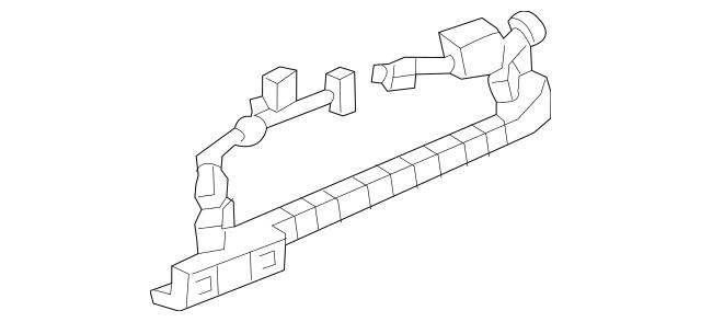 Honda Cess Assembly, L Slide Door (Manual) 72584-THR-A01