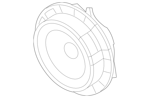Mazda Speakers Schaltplang