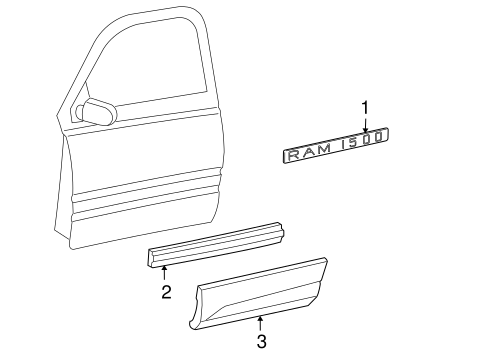 Jeep Cherokee Body Molding Jeep Commander Wiring Diagram