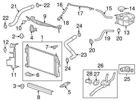 96 Chevy 350 Vortec Throttle Body Diagram, 96, Free Engine